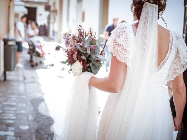 La boda de Ignacio y María en Málaga, Málaga 32
