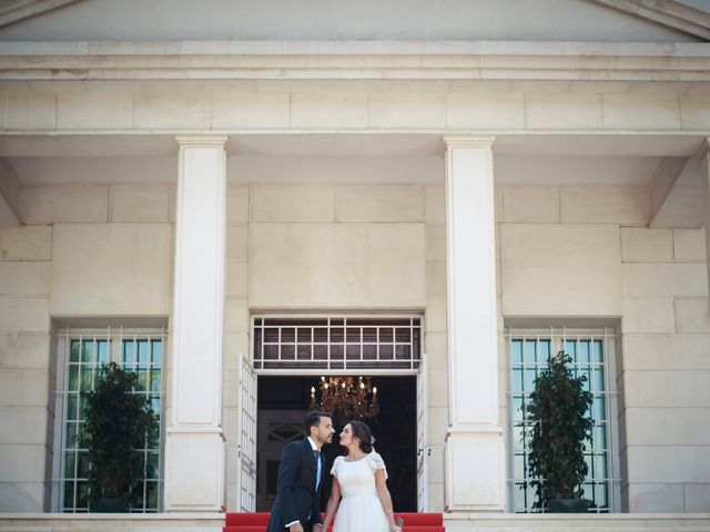 La boda de Ignacio y María en Málaga, Málaga 33