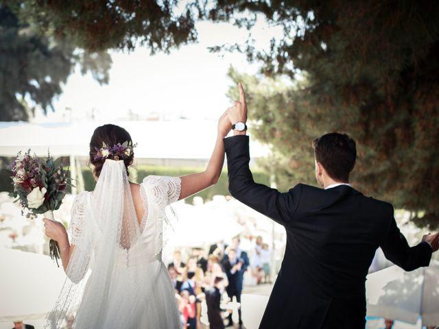 La boda de Ignacio y María en Málaga, Málaga 36