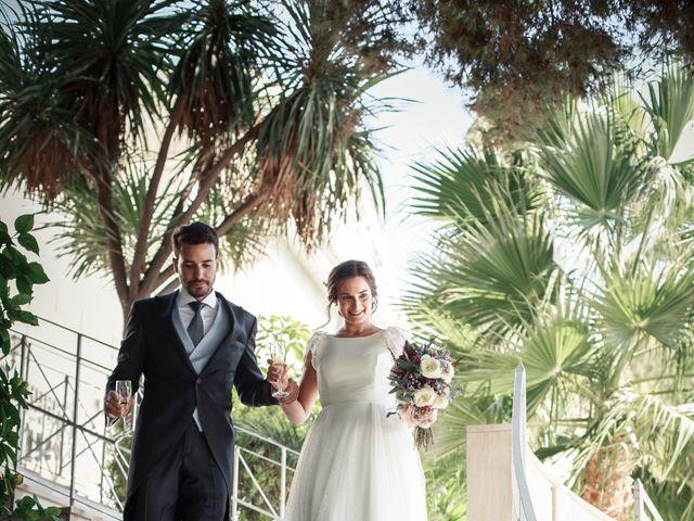 La boda de Ignacio y María en Málaga, Málaga 37