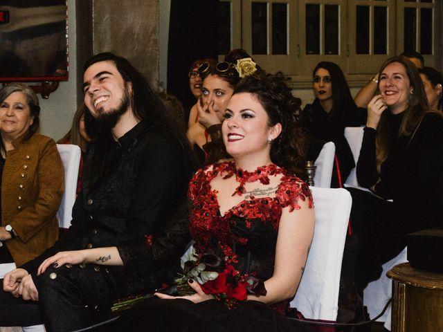 La boda de Jesús y Judit en Madrid, Madrid 16