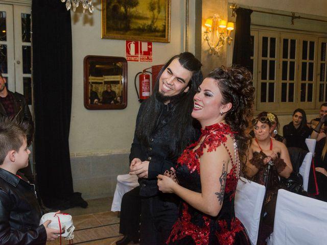 La boda de Jesús y Judit en Madrid, Madrid 18
