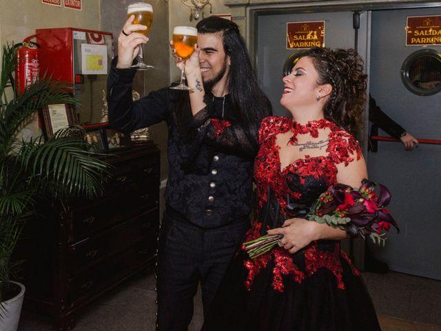 La boda de Jesús y Judit en Madrid, Madrid 20