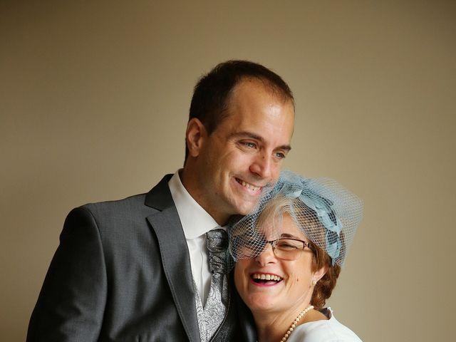 La boda de Julen y Miren en Gordexola, Vizcaya 11