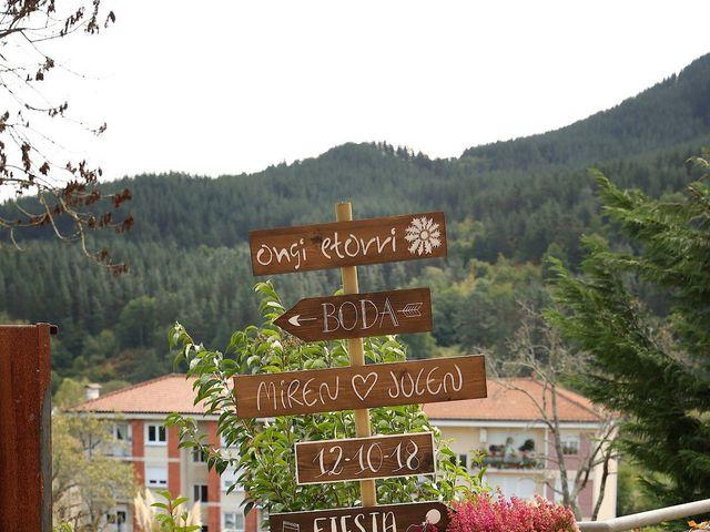 La boda de Julen y Miren en Gordexola, Vizcaya 13