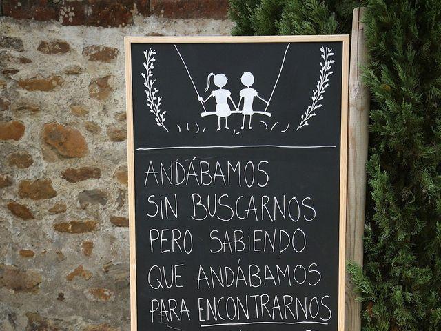 La boda de Julen y Miren en Gordexola, Vizcaya 15