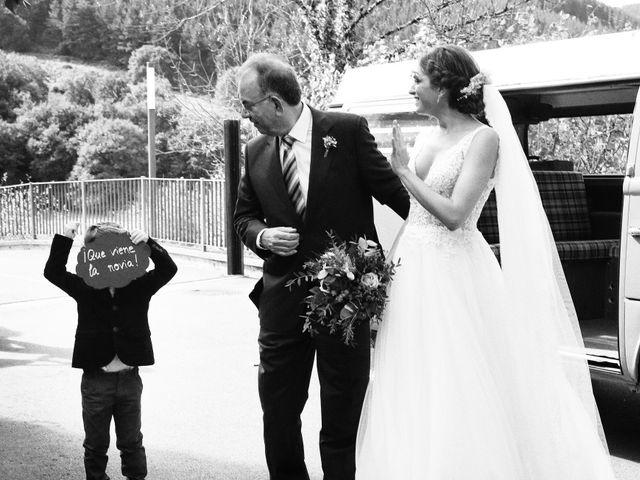 La boda de Julen y Miren en Gordexola, Vizcaya 16