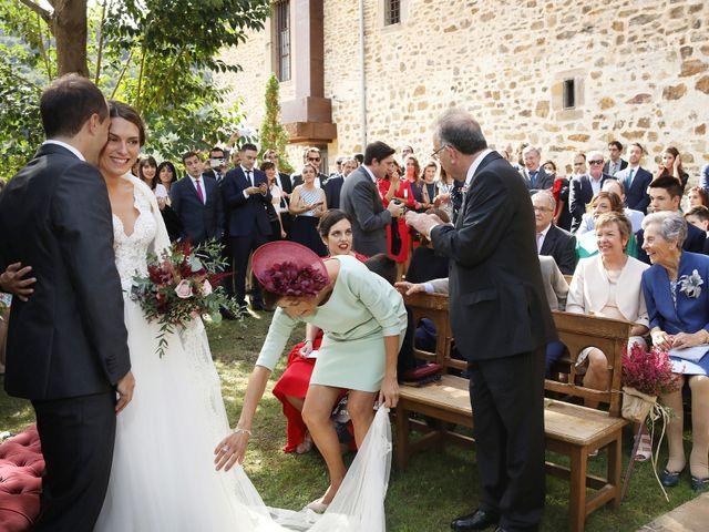 La boda de Julen y Miren en Gordexola, Vizcaya 19