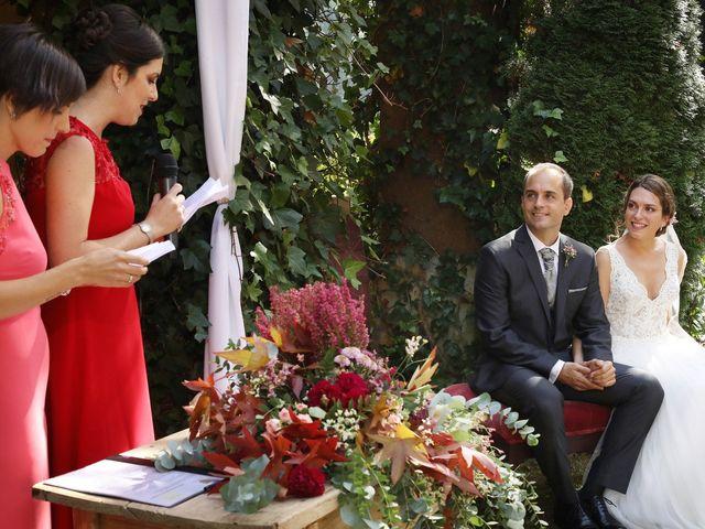 La boda de Julen y Miren en Gordexola, Vizcaya 20
