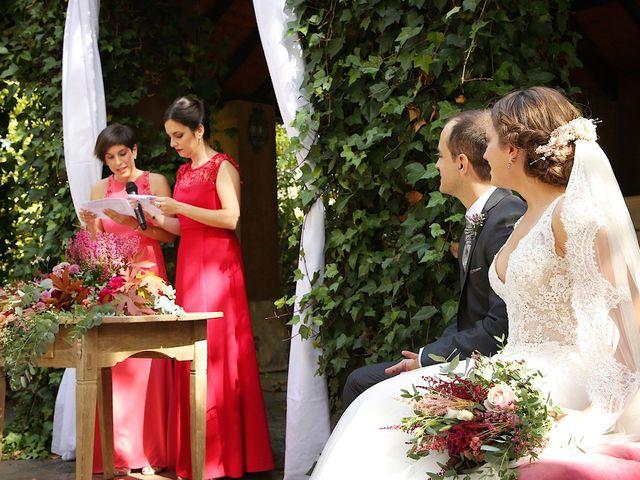 La boda de Julen y Miren en Gordexola, Vizcaya 23