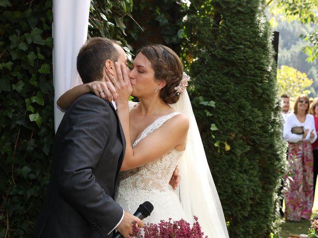 La boda de Julen y Miren en Gordexola, Vizcaya 25