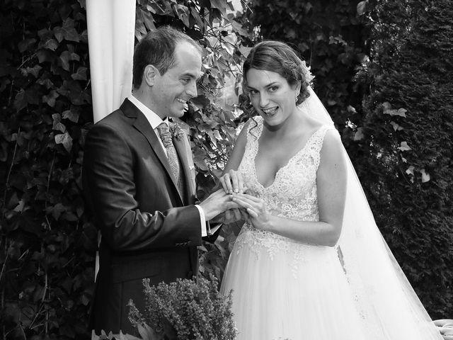 La boda de Julen y Miren en Gordexola, Vizcaya 1