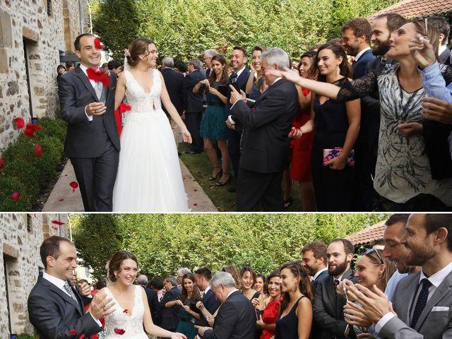 La boda de Julen y Miren en Gordexola, Vizcaya 32