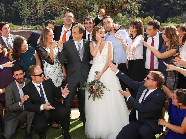 La boda de Julen y Miren en Gordexola, Vizcaya 33