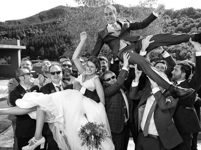 La boda de Julen y Miren en Gordexola, Vizcaya 2