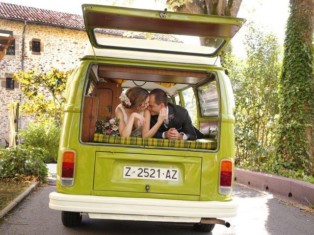 La boda de Julen y Miren en Gordexola, Vizcaya 39