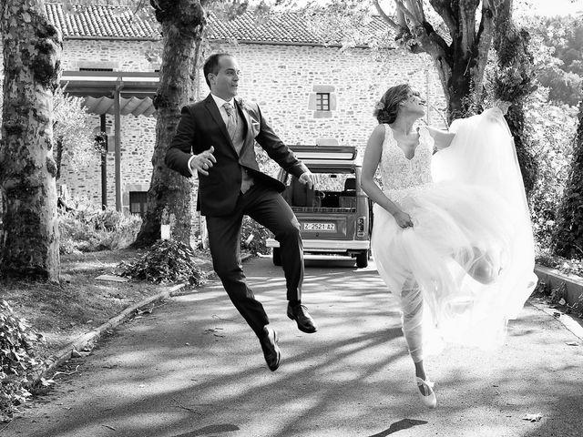 La boda de Julen y Miren en Gordexola, Vizcaya 41