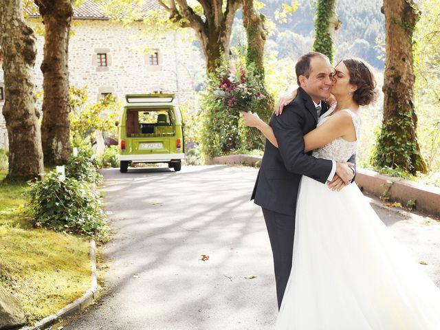 La boda de Julen y Miren en Gordexola, Vizcaya 42