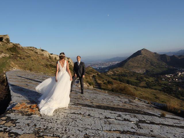 La boda de Julen y Miren en Gordexola, Vizcaya 52