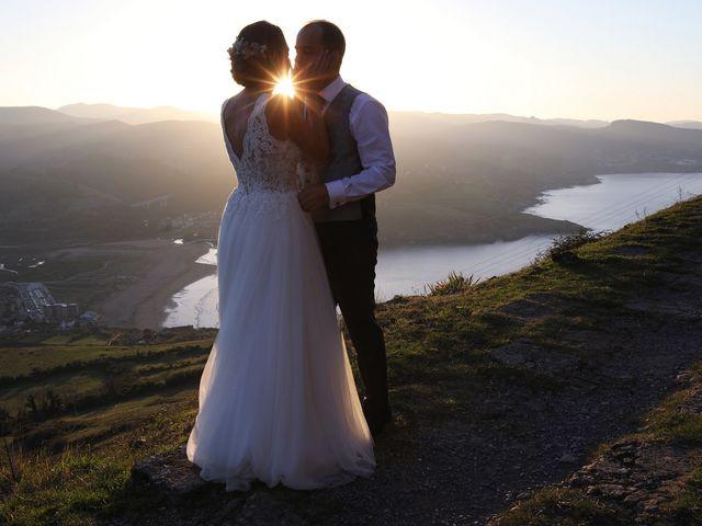 La boda de Julen y Miren en Gordexola, Vizcaya 57