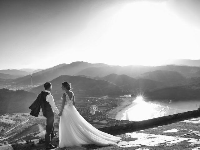 La boda de Julen y Miren en Gordexola, Vizcaya 59