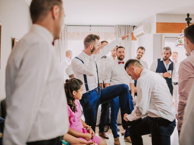 La boda de Javi y Alicia en Elda, Alicante 4