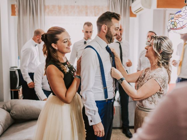 La boda de Javi y Alicia en Elda, Alicante 5