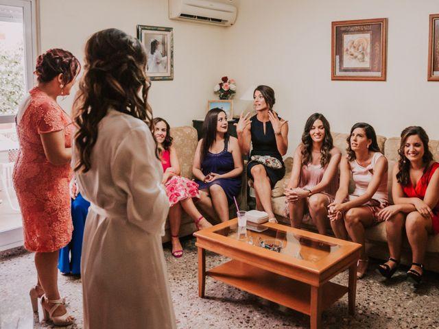 La boda de Javi y Alicia en Elda, Alicante 11