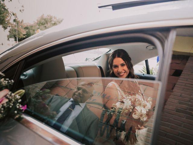 La boda de Javi y Alicia en Elda, Alicante 22