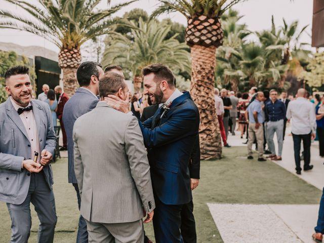 La boda de Javi y Alicia en Elda, Alicante 23