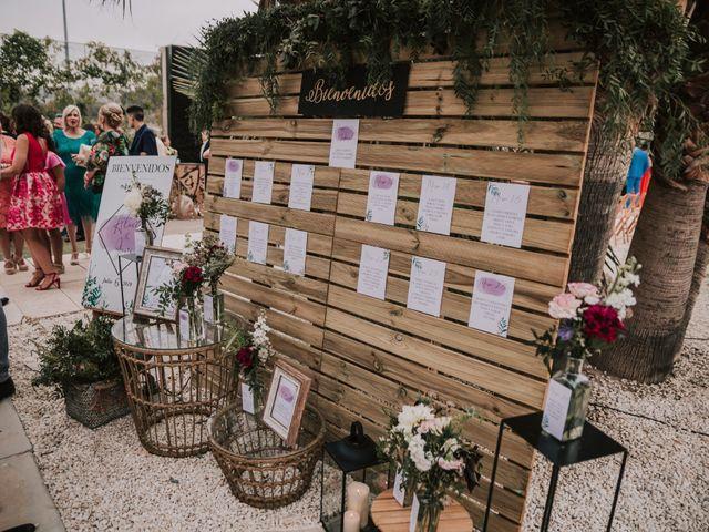 La boda de Javi y Alicia en Elda, Alicante 24