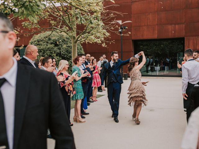 La boda de Javi y Alicia en Elda, Alicante 27