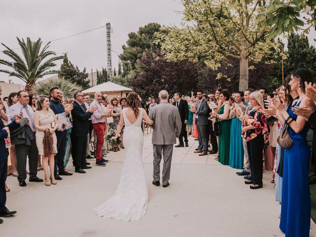 La boda de Javi y Alicia en Elda, Alicante 31