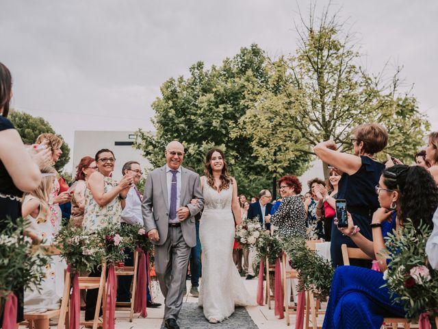 La boda de Javi y Alicia en Elda, Alicante 32