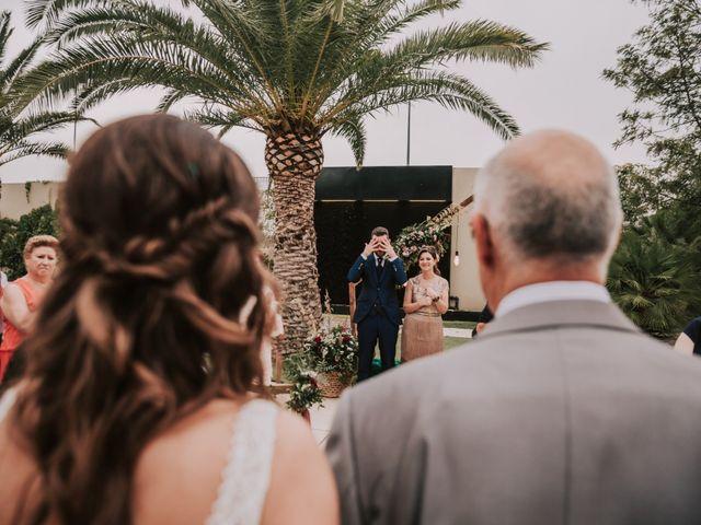 La boda de Javi y Alicia en Elda, Alicante 33