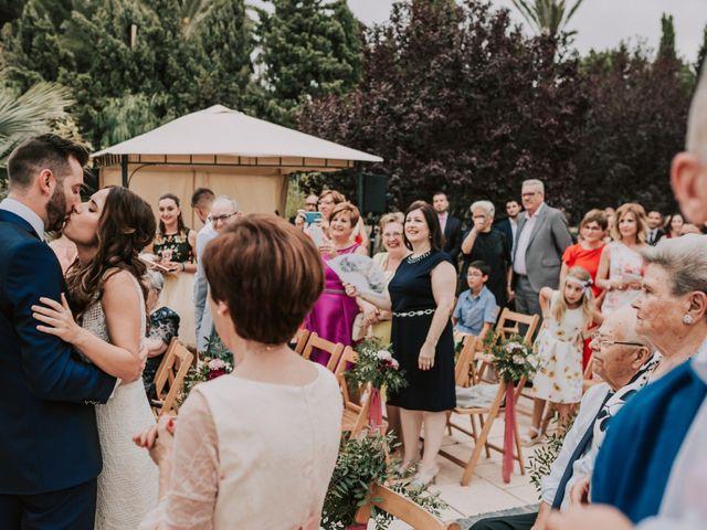 La boda de Javi y Alicia en Elda, Alicante 34