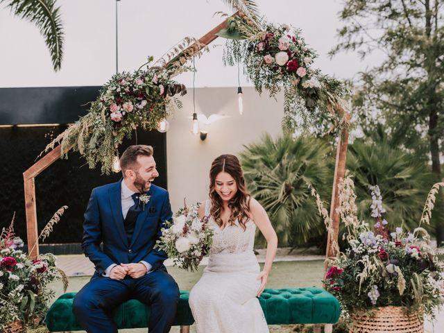 La boda de Javi y Alicia en Elda, Alicante 35