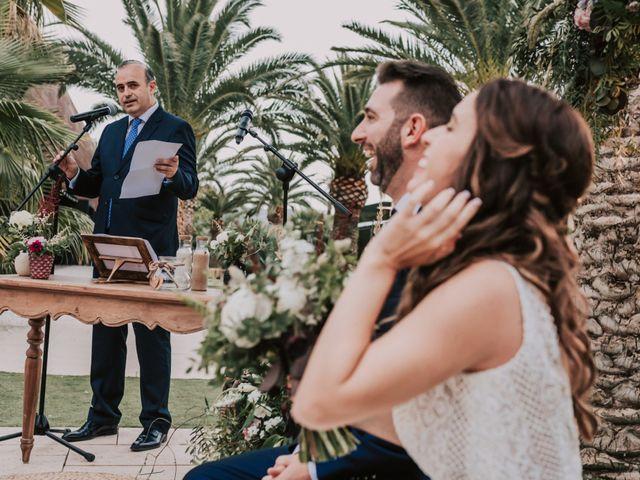 La boda de Javi y Alicia en Elda, Alicante 36