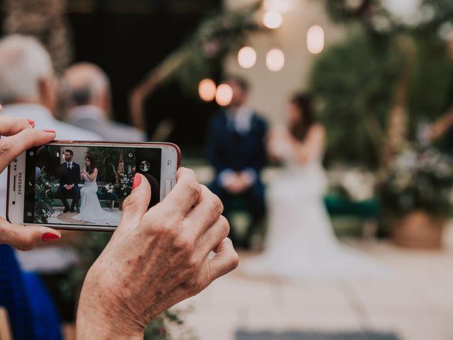 La boda de Javi y Alicia en Elda, Alicante 37