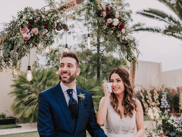 La boda de Javi y Alicia en Elda, Alicante 38