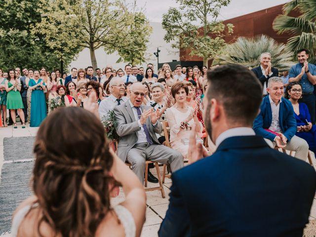 La boda de Javi y Alicia en Elda, Alicante 42