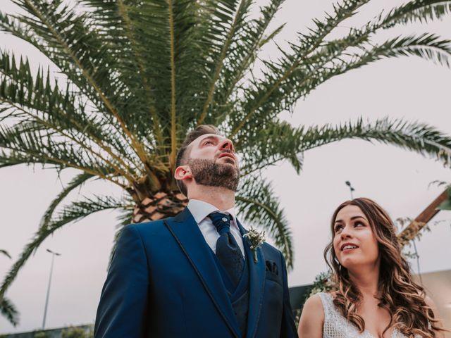 La boda de Javi y Alicia en Elda, Alicante 43