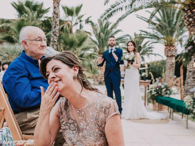 La boda de Javi y Alicia en Elda, Alicante 44