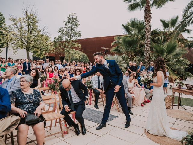 La boda de Javi y Alicia en Elda, Alicante 45