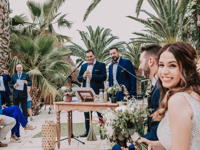 La boda de Javi y Alicia en Elda, Alicante 46