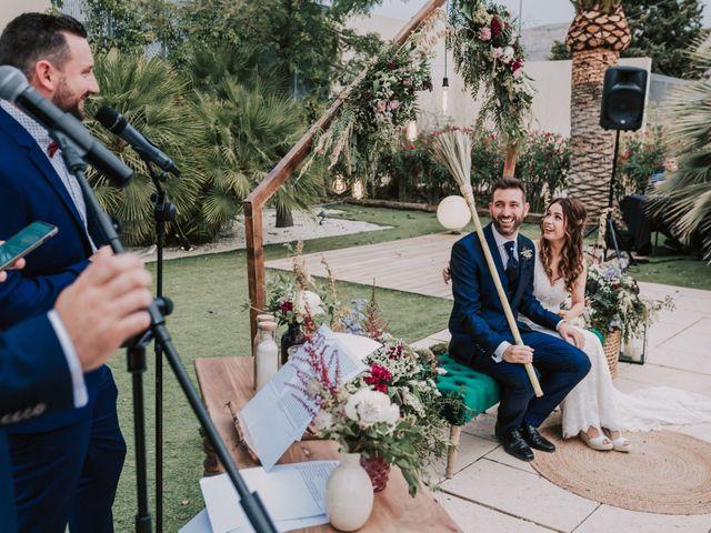 La boda de Javi y Alicia en Elda, Alicante 47