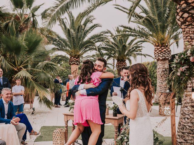 La boda de Javi y Alicia en Elda, Alicante 48