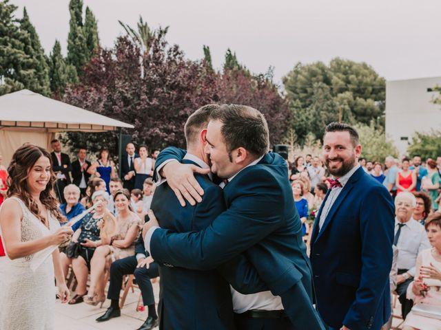 La boda de Javi y Alicia en Elda, Alicante 49