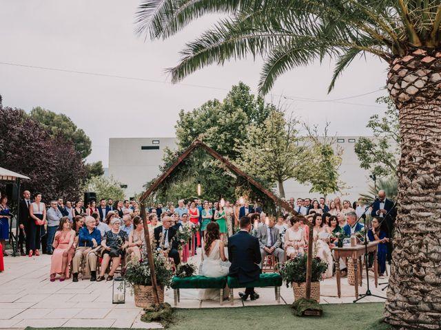 La boda de Javi y Alicia en Elda, Alicante 50