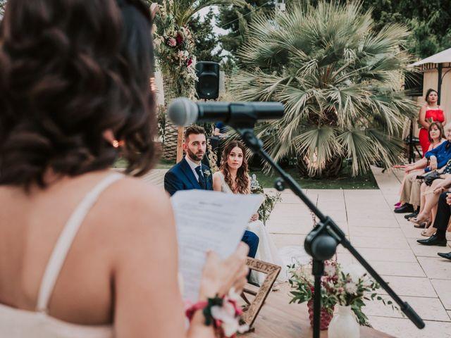 La boda de Javi y Alicia en Elda, Alicante 51